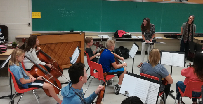 Intermediate Orchestras